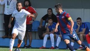 Hekimoğlu Trabzon - Yomraspor: 0-2