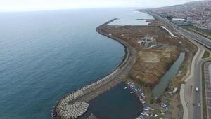 Trabzon Büyükşehir Belediyesinden, Karadenizde dolguda toprak tartışmalarına yanıt