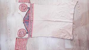 Padişahların giydiği tılsımlı gömlek ele geçirildi