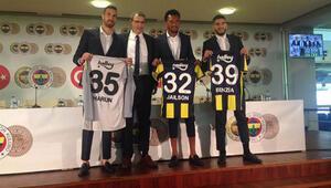Fenerbahçede Harun, Jailson ve Benzia imzaladı