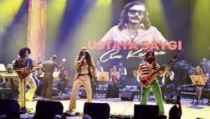 Cem Karaca'ya saygı konseri