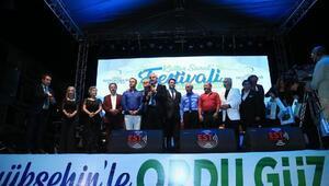 Orduda, Büyükşehir Belediyesi'nden Kültür ve Sanat Festivali