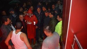 Selin vurduğu Bandırma'da metrekareye 130 kilogram yağış düştü (2) Yeniden