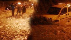 Selin vurduğu Bandırma'da metrekareye 130 kilogram yağış düştü