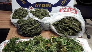 Karacasuda uyuşturucuya 1 tutuklama