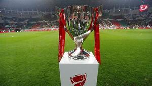 Ziraat Türkiye Kupası üçüncü tur kura çekimi yapıldı