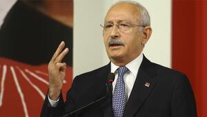 Kılıçdaroğlu parti meclisinde konuştu