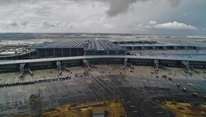 İGAdan Yeni Havalimanındaki eylemlere ilişkin açıklama