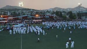 Şanlıurfada 10 bin kişi karate öğrendi