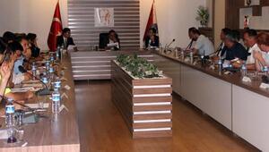 Kayseri'de dilencilik sorunu masaya yatırıldı