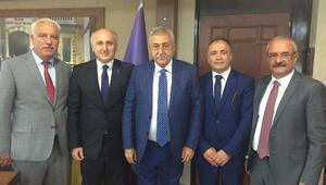 Aksoy, TESK yönetim kurulu üyeliğine seçildi