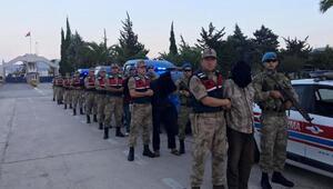 Zeytin Dalı Harekatında 2 askeri şehit eden 9 terörist yakalandı (2)- Yeniden
