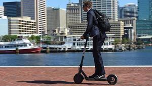 Milyar dolarlık scooter yarışı