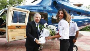 FIA Başkanı Todt, Türkiye Rallisi için Marmariste