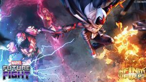MARVEL Future Fighta sonsuzluğu büken yeni kahramanlar geliyor