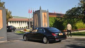 Cumhurbaşkanı Erdoğan Azerbaycan'a hareket etti