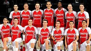 A Milli Kadın Basketbol Takımı, Nijerya ile karşılaşacak