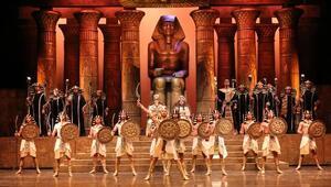 Aspendos Festivali Aida ile veda edecek