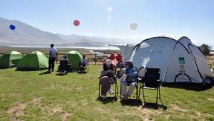 Vanda Kamp ve Karavan Merkezi açıldı