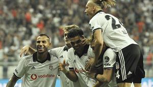 Beşiktaş evinde sürpriz yapmadı 3 gol, 1 kırmızı kart