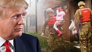 Trump'ınpaniği: Beni de vurmasın' telaşı