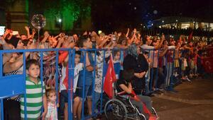 Serik Festivalinde Kurtoğlu rüzgarı