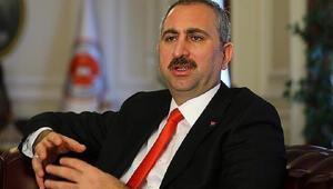 Adalet Bakanı Gülden flaş izin