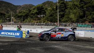 Dünya Ralli Şampiyonasında final heyecanı (FOTOĞRAFLAR)