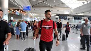 Alvaro Negredo, İstanbuldan ayrılıyor