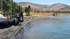 Akdamar Adasına Kıbrıs modeli su götürme projesi