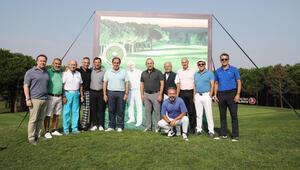 Erdoğan Demirören anısına golf turnuvası düzenlendi