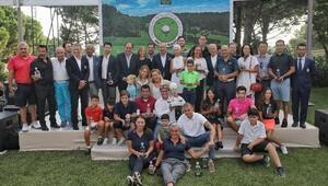Erdoğan Demirören anısına golf turnuvası (EK FOTOĞRAFLAR)
