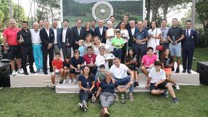 Erdoğan Demirören Cupta ödül günü