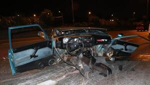 İstanbulda akılalmaz trafik kazası