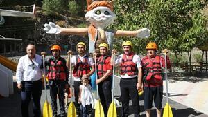 Vandaki Türkiye Rafting Şampiyonası sona erdi