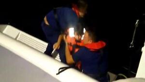 Bodrum açıklarında göçmen teknesi battı: 2 ölü, 1 kayıp, 16 kişi kurtarıldı - Ek fotoğraf