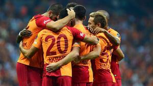 Galatasaray ile Lokomotiv Moskova 3. randevuda