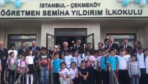 Meclis Başkanı Yıldırımdan temiz okul seferberliği çağrısı