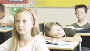 Okul başarısının sırrı sağlıklı uykuda