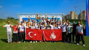 İstanbul İtfaiyesi 24 altın madalya kazandı