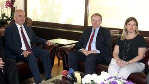 AB Büyükelçisi Berger: Erasmusun bütçesini artırdık (2)