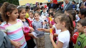 Tokat'ta 93 bin öğrenci ders başı yaptı