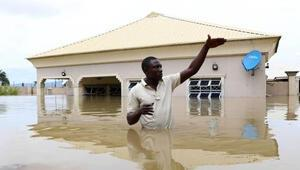 Nijeryada seller binlerce insanı evsiz bıraktı