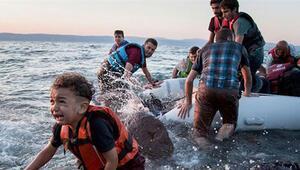 Yunanistandaki sığınmacı kampında çocuklar intihar teşebbüsünde bulunuyor