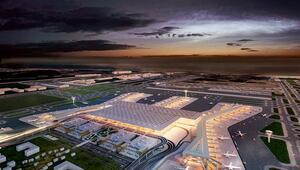 Dev kargo şirketlerinin gözü İstanbul Yeni Havalimanında