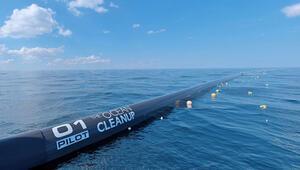 Bu dev proje ile okyanuslar temizlenecek