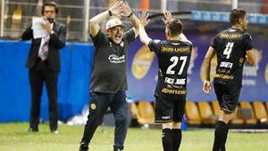 Doradosda Maradona rüzgarı