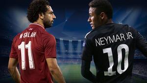 Şampiyonlar Ligi dev bir maçla başlıyor Liverpoolun iddaa oranı...