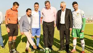 Sarıçam'da 4'ncü Başkanlık Kupası heyecanı başladı