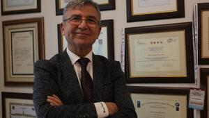 Prof. Dr. Caşın Rus uçağı elektronik harp yöntemiyle Suriyeye hedef olarak gösterildi